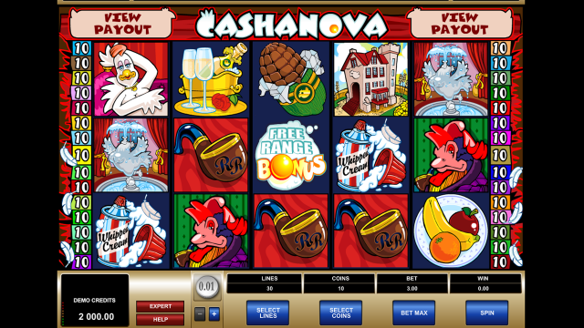Cashanova 6