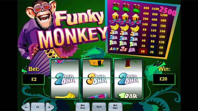 Funky Monkey 10