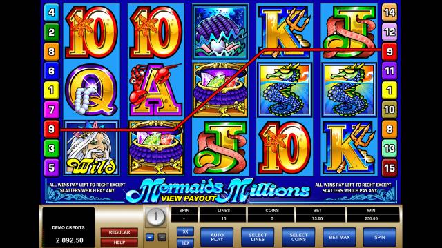 Mermaids Millions 3