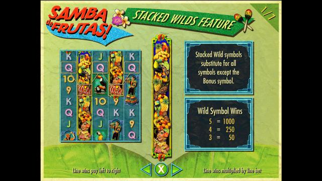 Samba De Frutas 3