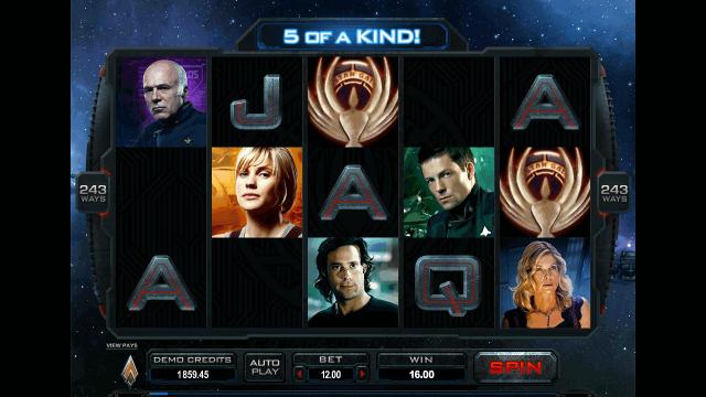 Battlestar Galactica 9