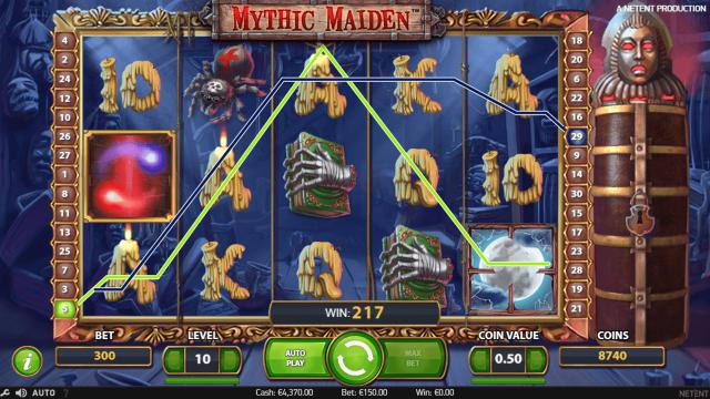 Mythic Maiden 7