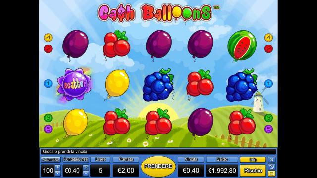 Cash Balloons 6