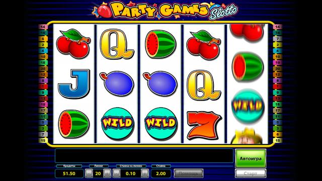 Party Games Slotto 10