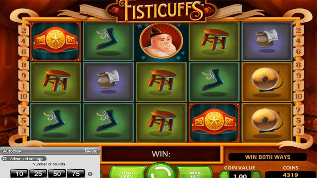 Fisticuffs 3