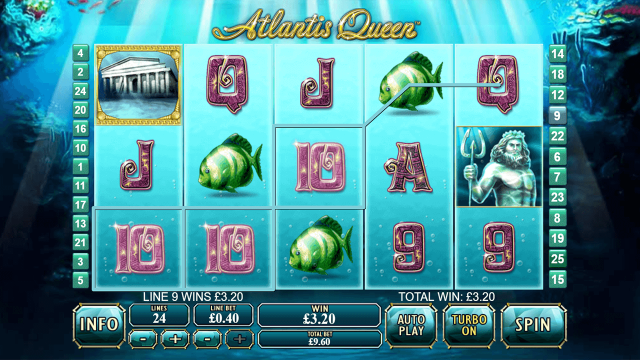 Atlantis Queen 9
