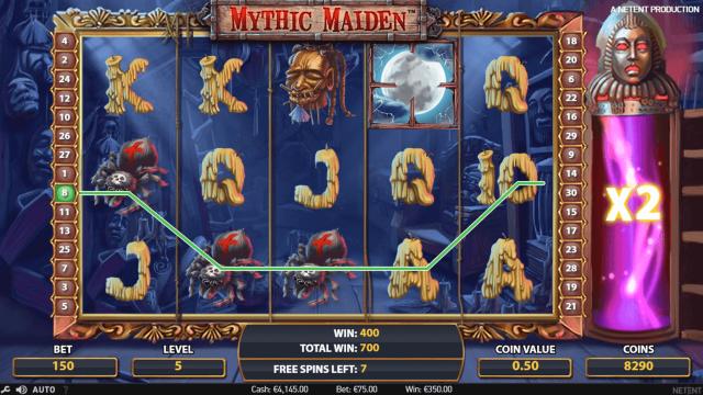 Mythic Maiden 10