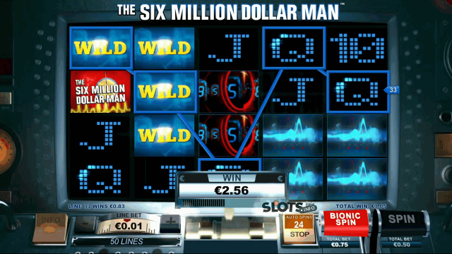 The Six Million Dollar Man 1