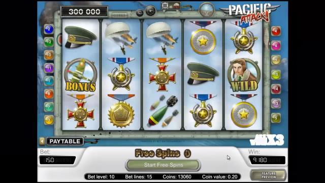 Pacific Attack 6
