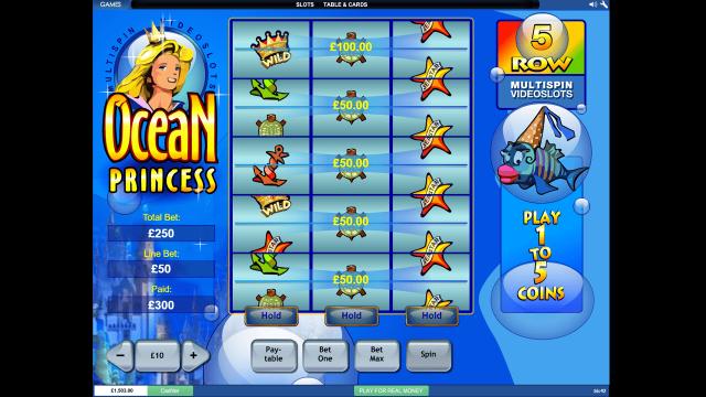 Ocean Princess 7