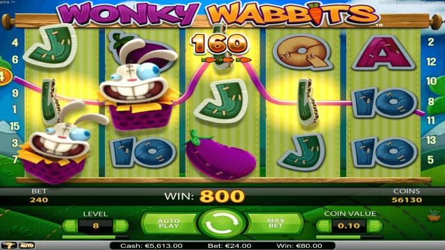 Wonky Wabbits 8