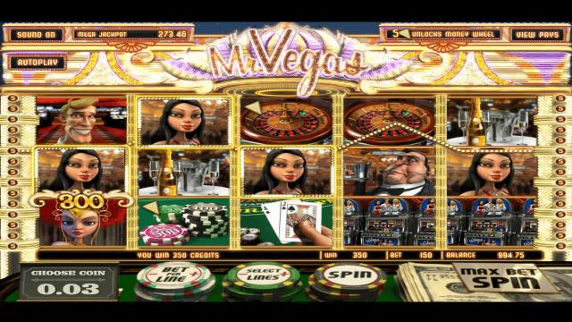 Mr. Vegas 8