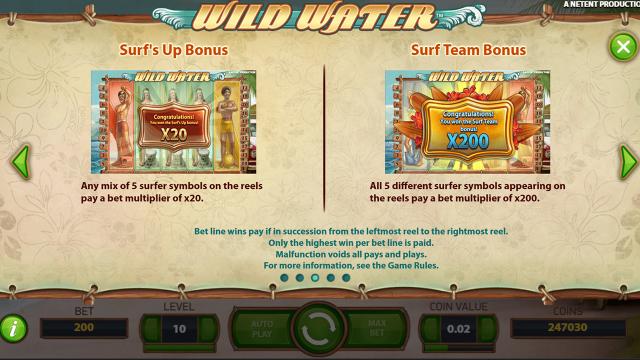 Wild Water 6