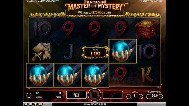 Fantasini: Master Of Mystery 9