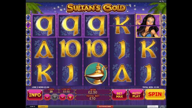 Sultan's Gold 5