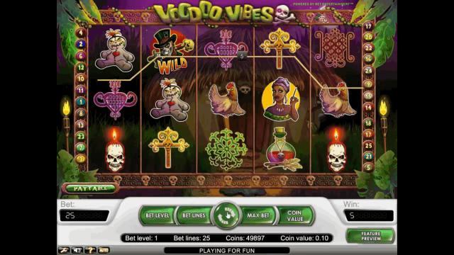 Voodoo Vibes 4