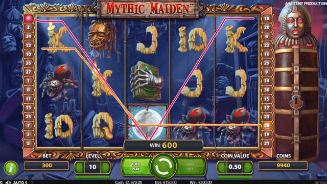 Mythic Maiden 6