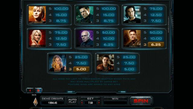 Battlestar Galactica 6