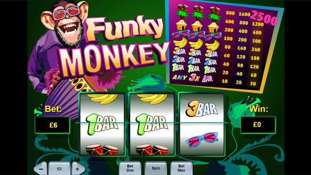 Funky Monkey 7