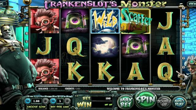 Frankenslot's Monster 10