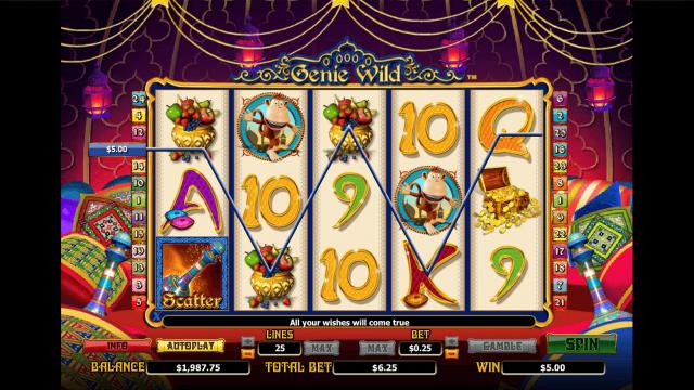 Genie Wild 9