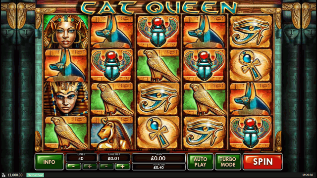 Cat Queen 1
