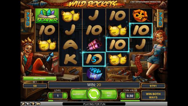 Wild Rockets 9