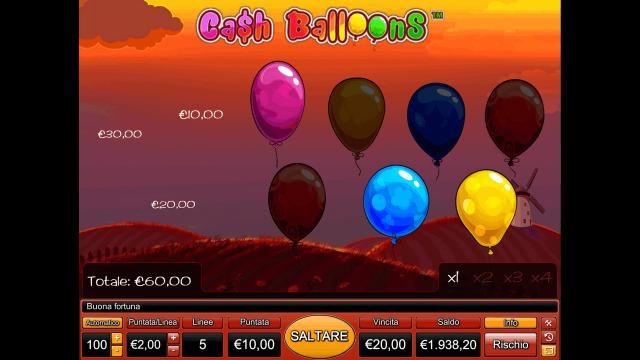 Cash Balloons 8