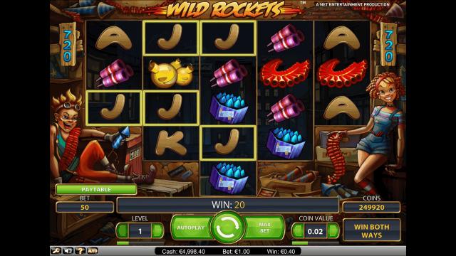 Wild Rockets 2