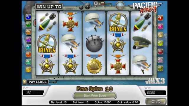 Pacific Attack 4