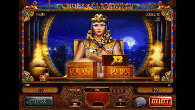 Riches Of Cleopatra 7