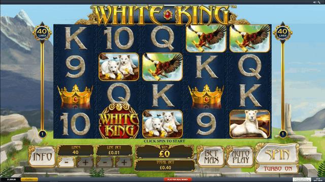 White King 5