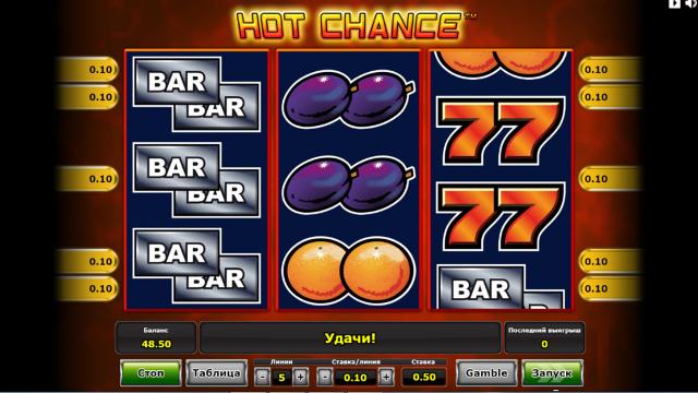 Hot Chance 5