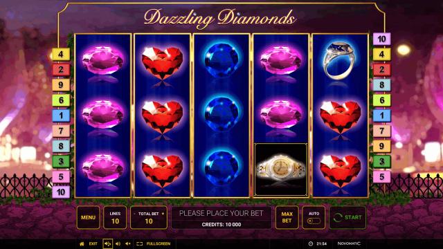 Dazzling Diamonds 1