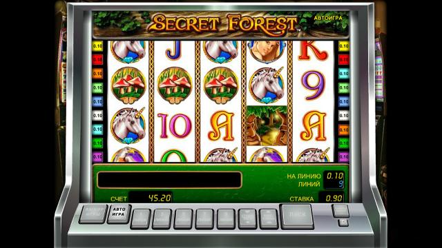 Secret Forest 10