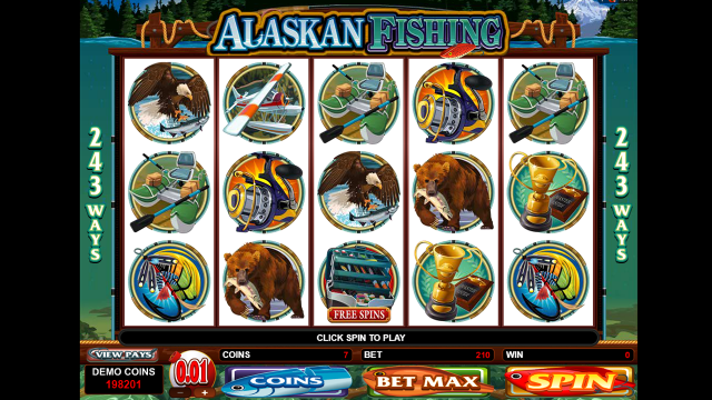 Alaskan Fishing 3