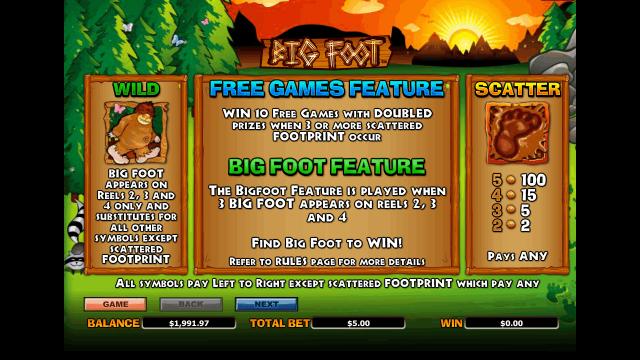 Bigfoot 4