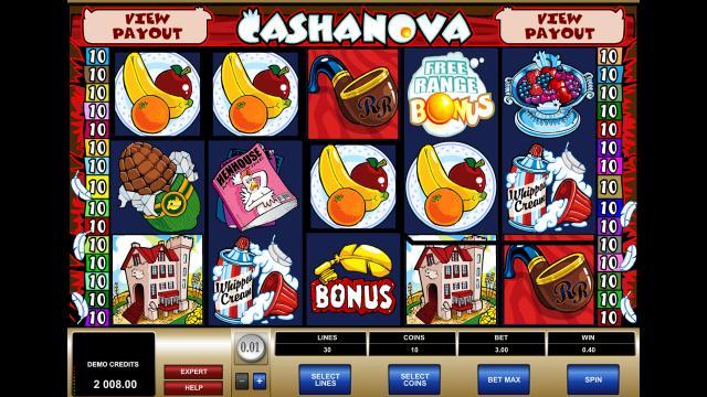 Cashanova 8