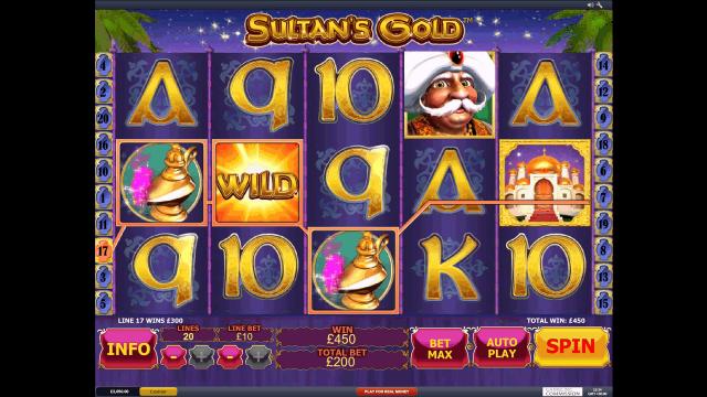 Sultan's Gold 7