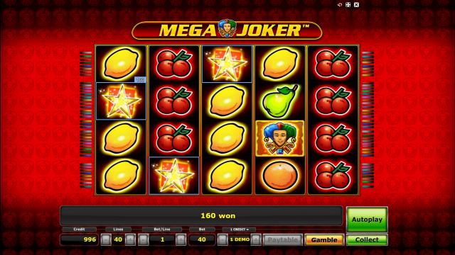 Mega Joker 8