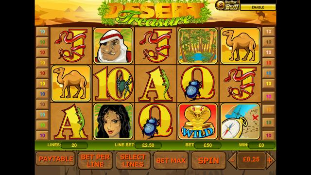 Desert Treasure 1