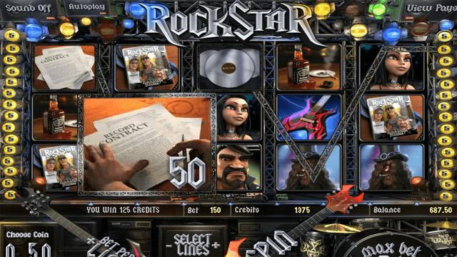 Rockstar 9