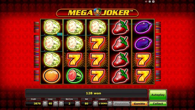 Mega Joker 4