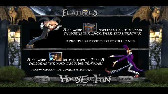 House Of Fun 5