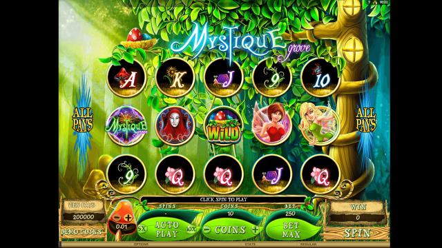 Mystique Grove 1