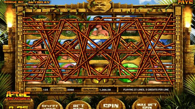 Aztec Treasures 3D 10