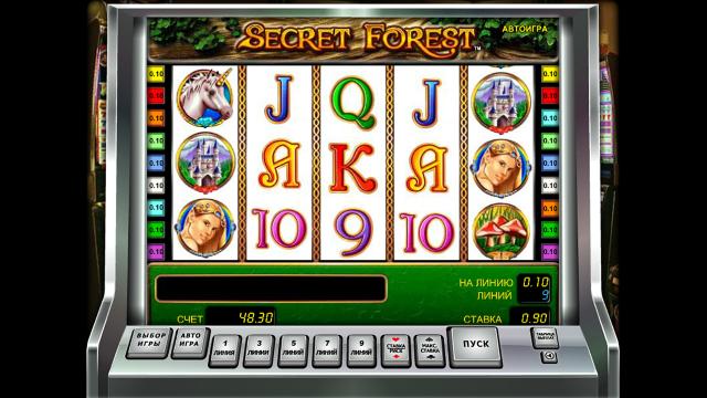 Secret Forest 9