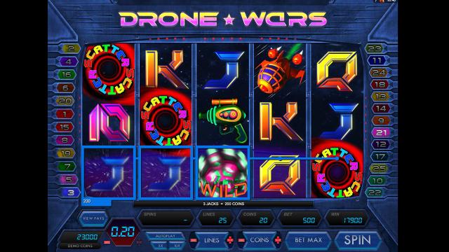 Drone Wars 4