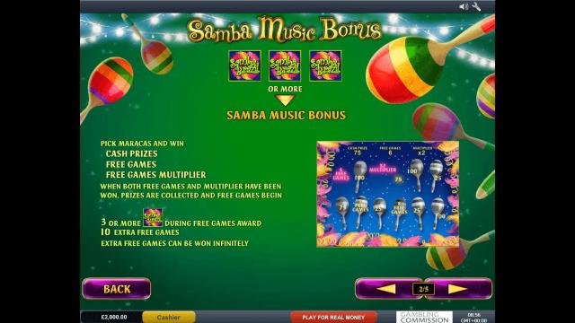 Samba Brazil 3