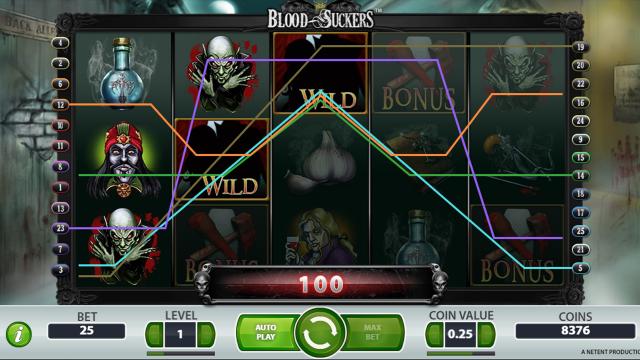 Blood Suckers 10